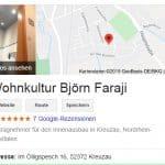 Wohnkultur Lackspanndecken Faraji
