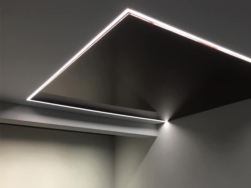 Lichtspanndecke